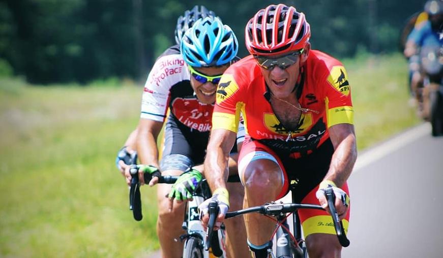 Ciclismo - Jorge Giacinti ganó en Melo